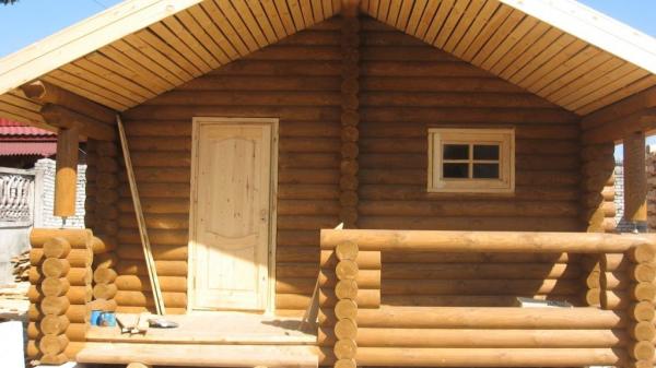 Какие виды бревен укладывают при возведении дома - Новости - VesCom74